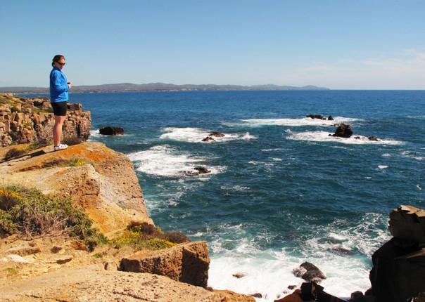 sea-cliffs-islands-sardinia.jpg - Italy - Sardinia - Island Flavours - Self-Guided Leisure Cycling Holiday - Leisure Cycling