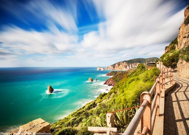 coast-italy-sardinia-view-cycling-holiday.jpg - Italy - Sardinia - Island Flavours - Self-Guided Leisure Cycling Holiday - Leisure Cycling
