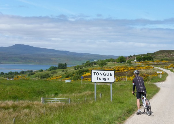 tounge-lands-end-john-ogroats-cycling.jpg - UK - Land's End to John O'Groats Explorer (22 days) - Guided Cycling Holiday - Leisure Cycling