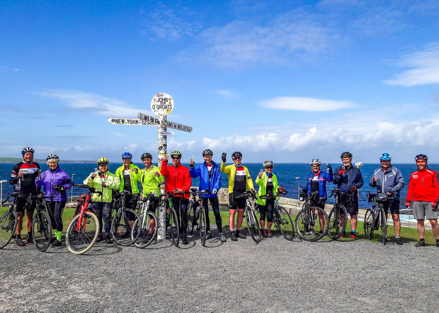 saddle-skedaddle-lands-end-to-john-ogroats-22-day-guided-cycling-holiday.jpg - UK - Land's End to John O'Groats Explorer (22 days) - Guided Cycling Holiday - Leisure Cycling