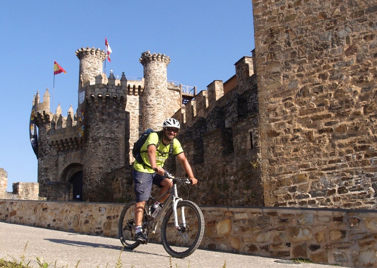 Caminodesantiago15.jpg - Northern Spain - Camino de Santiago - Guided Leisure Cycling Holiday - Leisure Cycling