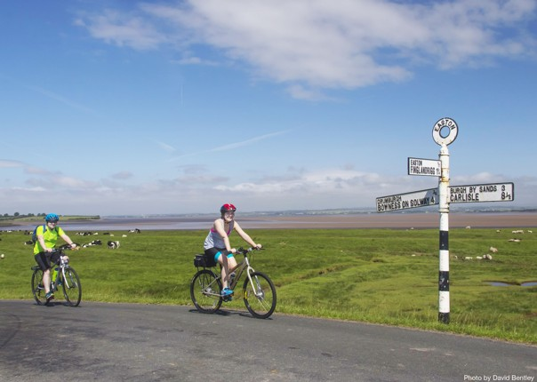 UK - Hadrian's Cycleway - 3 Days Cycling - Self-Guided Leisure Cycling Holiday Image