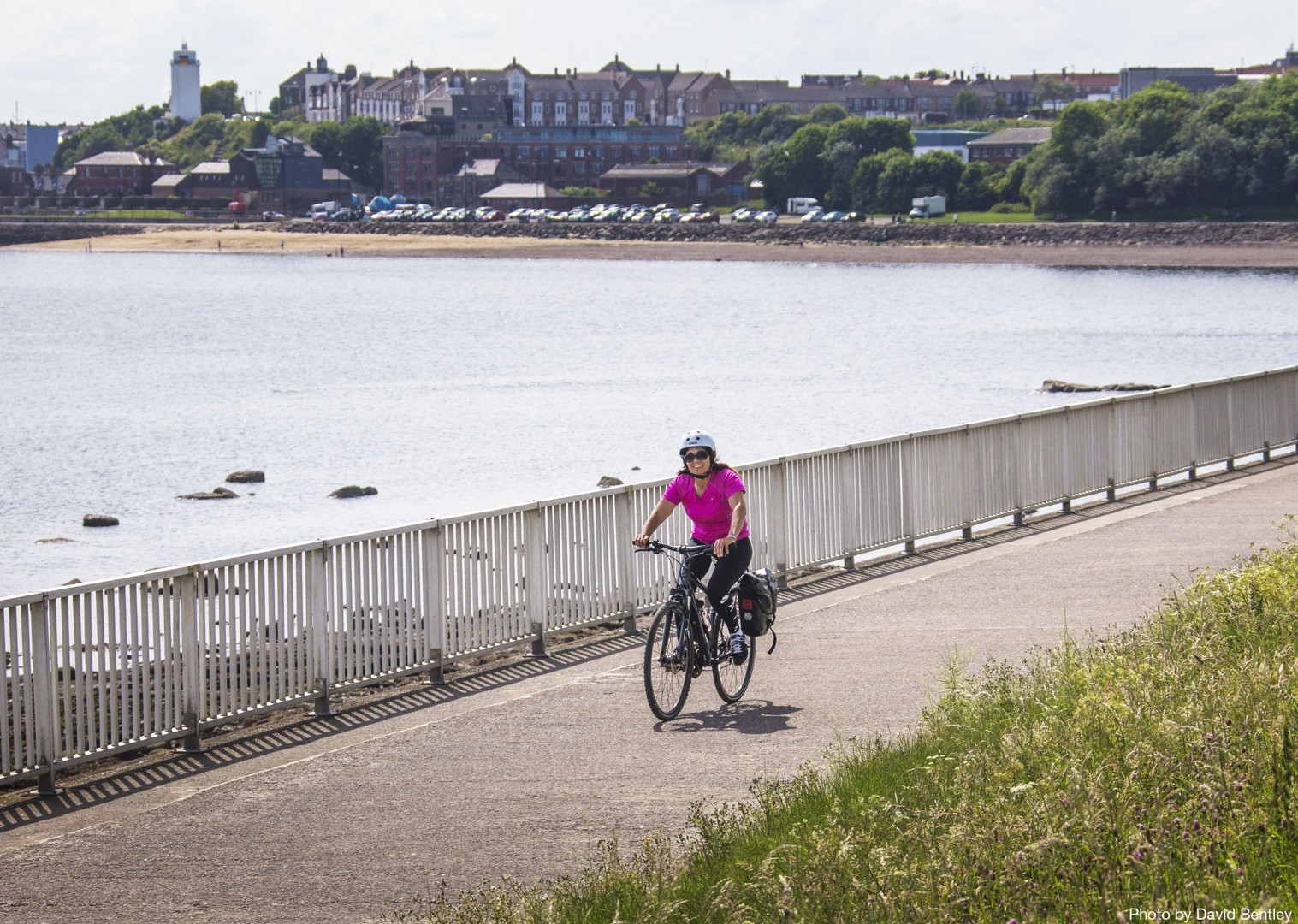 Self-Guided-Leisure-Cycling-Holiday-Hadrians-Cycleway-UK-Tynemouth.jpg - UK - Hadrian's Cycleway - 3 Days Cycling - Self-Guided Leisure Cycling Holiday - Leisure Cycling