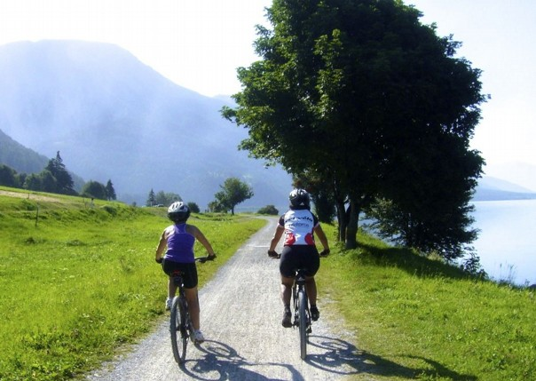 viaclaudia.jpg - Austria and Italy - La Via Claudia - Leisure Cycling