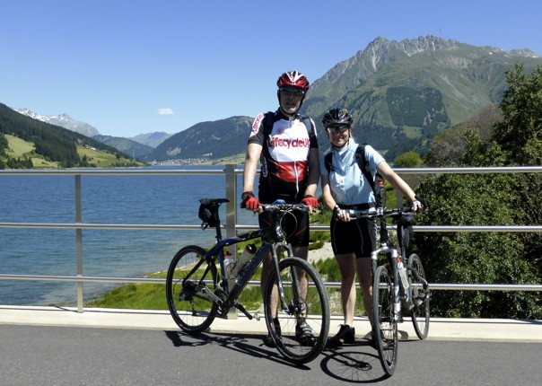 viaclaudia4.jpg - Austria and Italy - La Via Claudia - Leisure Cycling