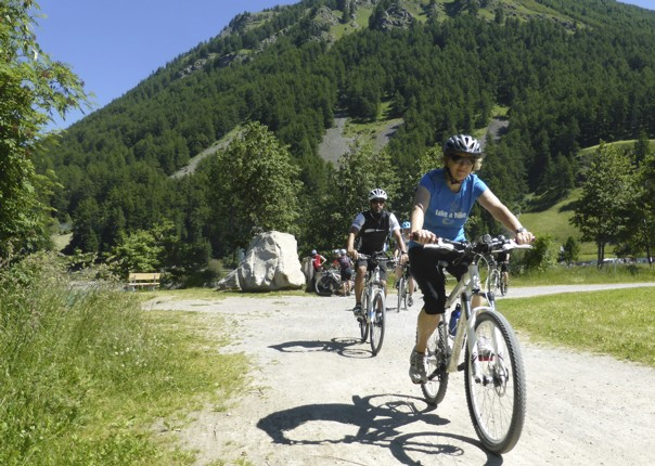 viaclaudia5.jpg - Austria and Italy - La Via Claudia - Leisure Cycling