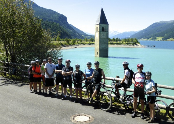 viaclaudia6.jpg - Austria and Italy - La Via Claudia - Leisure Cycling