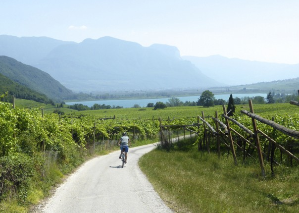 viaclaudia7.jpg - Austria and Italy - La Via Claudia - Leisure Cycling