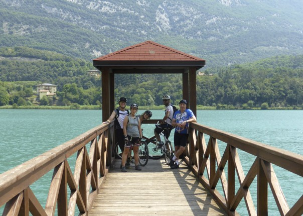 viaclaudia8.jpg - Austria and Italy - La Via Claudia - Leisure Cycling
