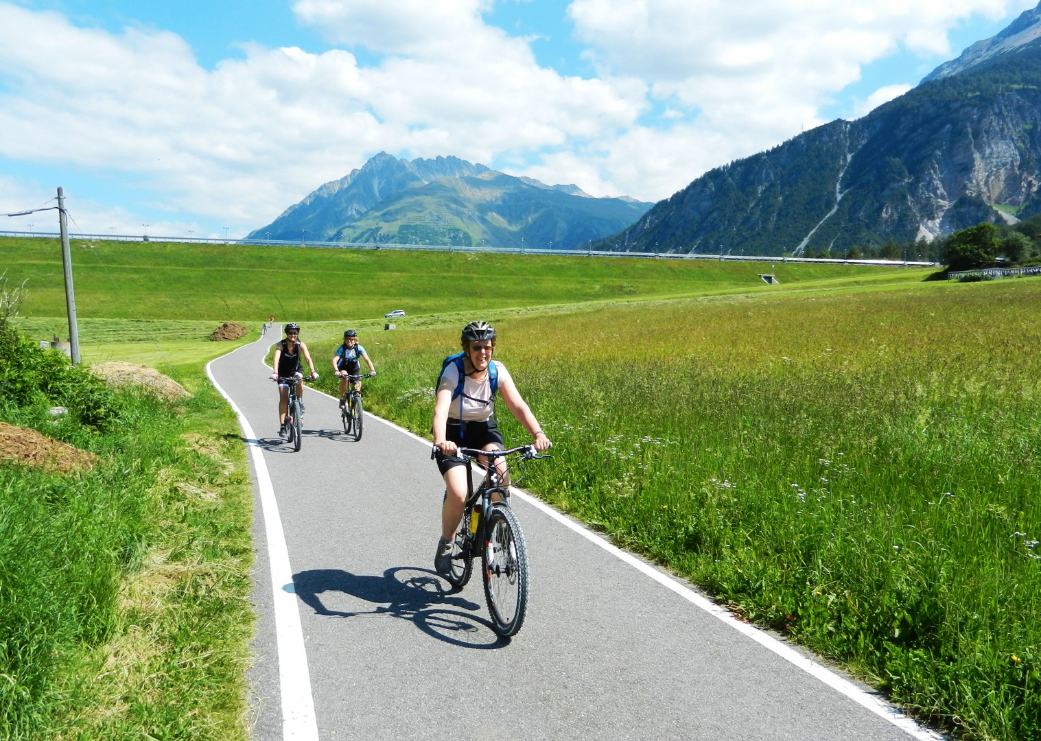 absorb-history-cycling-through-ancient-trade-route.jpg - Austria and Italy - La Via Claudia - Guided Leisure Cycling Holiday - Leisure Cycling