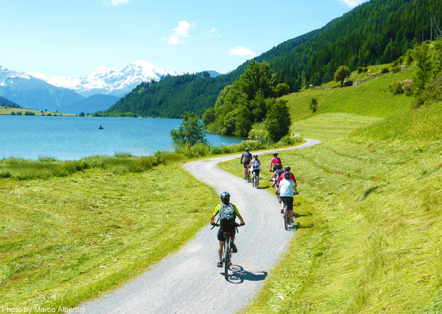 guided-leisurely-cycling-austria-italy-trip.jpg - Austria and Italy - La Via Claudia - Guided Leisure Cycling Holiday - Leisure Cycling