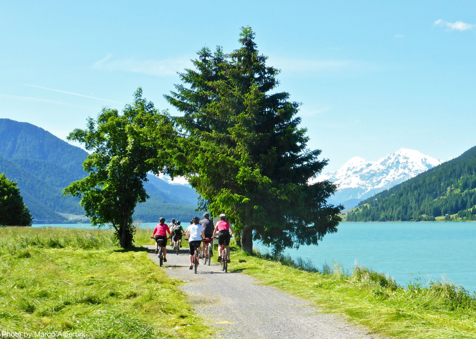 italian-guided-leisure-cycling-holiday.jpg - Austria and Italy - La Via Claudia - Guided Leisure Cycling Holiday - Leisure Cycling