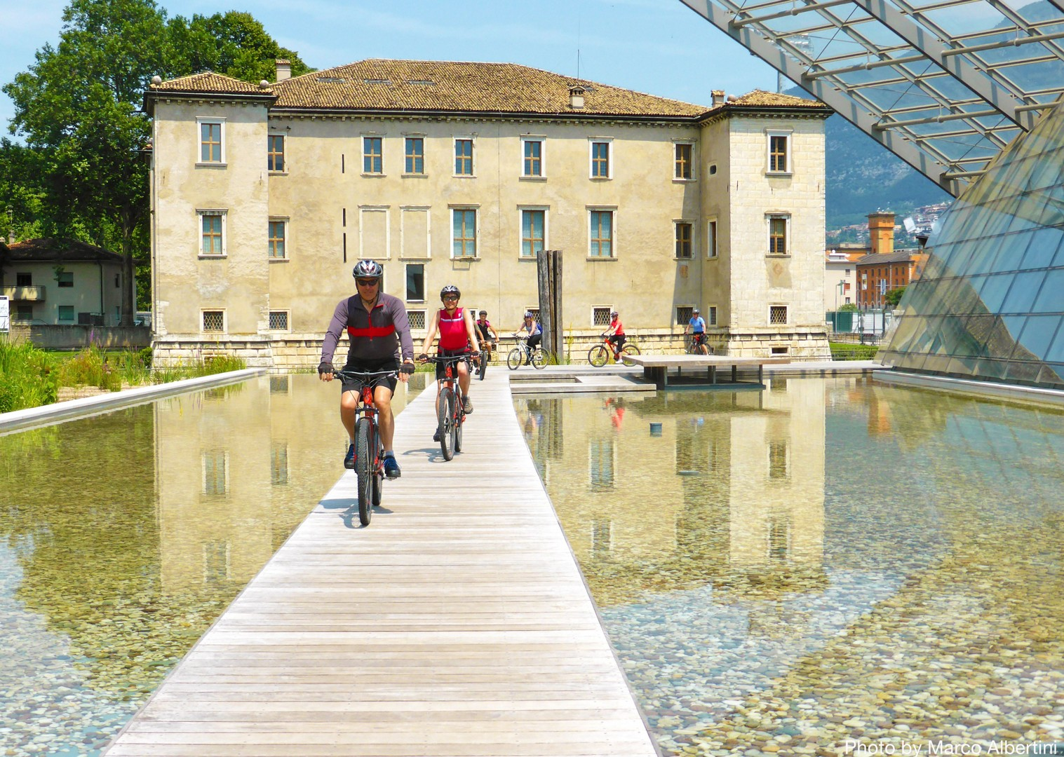 cultural-leisurely-guided-cycling-adventure-italy.jpg - Austria and Italy - La Via Claudia - Guided Leisure Cycling Holiday - Leisure Cycling