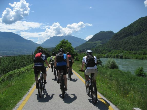 via claudia cycling holiday9.jpg - Austria and Italy - La Via Claudia - Leisure Cycling