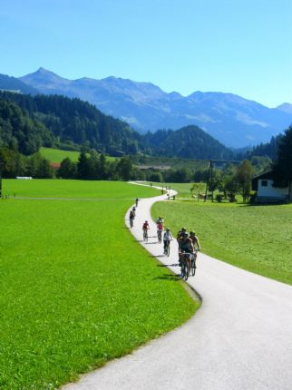 via claudia cycling holiday16.jpg - Austria and Italy - La Via Claudia - Leisure Cycling