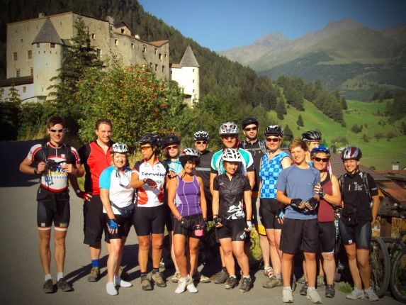 via claudia cycling holiday21.jpg - Austria and Italy - La Via Claudia - Leisure Cycling