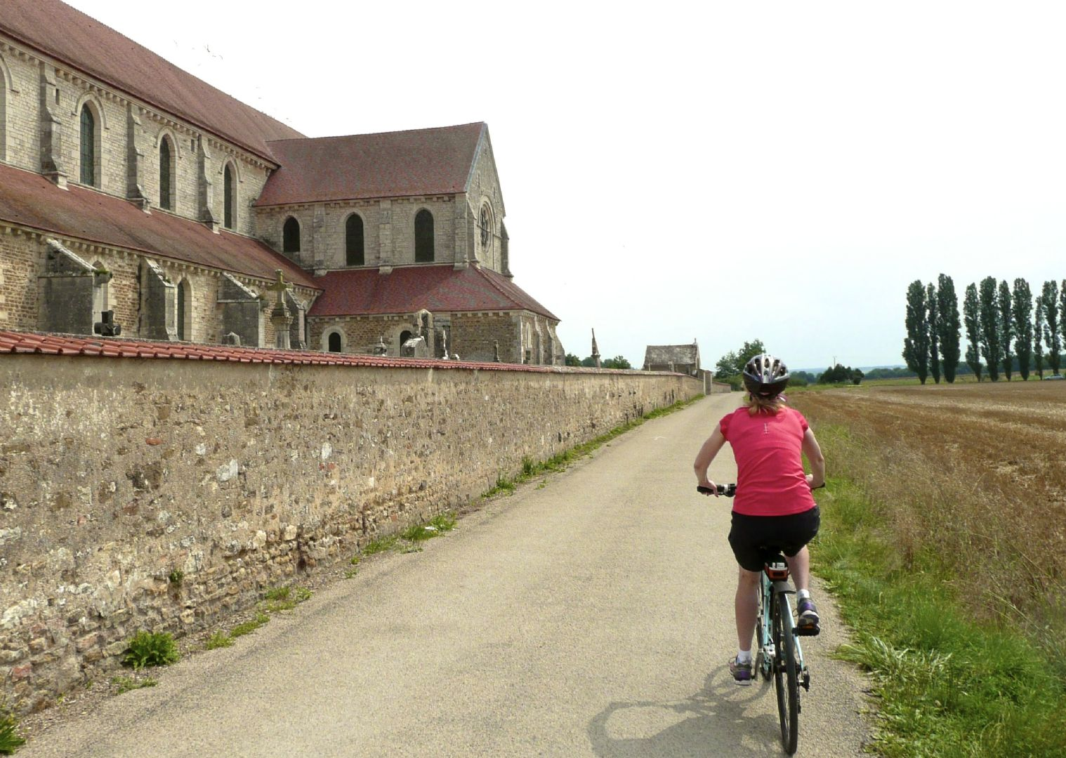 burgundycycling2.jpg - France - Vintage Burgundy - Self-Guided Leisure Cycling Holiday - Leisure Cycling