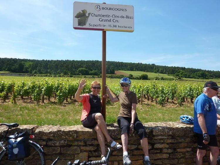 s bur.jpg - France - Vintage Burgundy - Self-Guided Leisure Cycling Holiday - Leisure Cycling