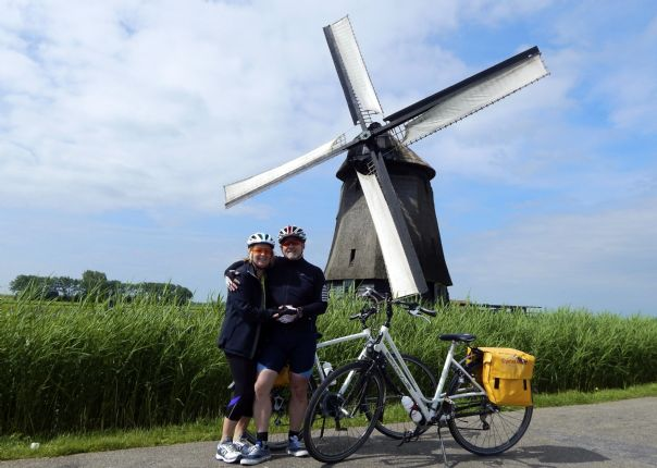 Holland and Belgium - Amsterdam to Bruges - Bike and Barge Holiday Thumbnail