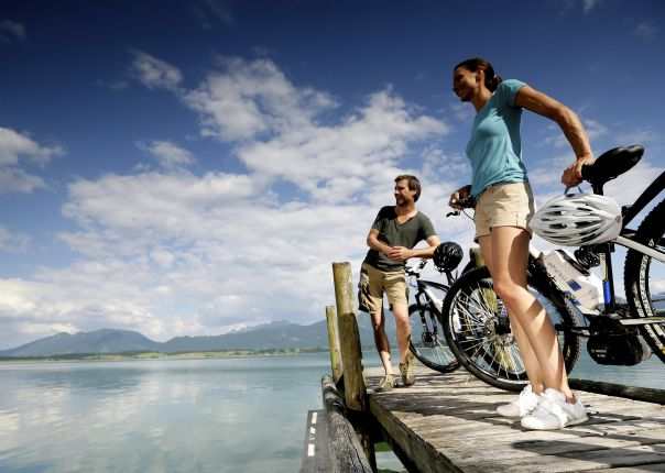 Germany - Bavarian Lakes - Self-Guided Leisure Cycling Holiday Thumbnail