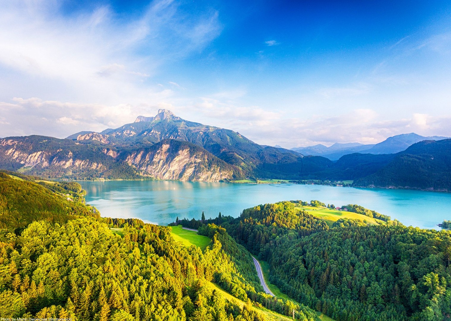 shutterstock_1114617389By Martin Dworschak.jpg - Austria - Ten Lakes Tour - Self-Guided Leisure Cycling Holiday - Leisure Cycling