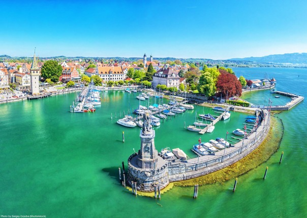 Germany, Austria and Switzerland - Lake Constance - Self-Guided Leisure Cycling Holiday Image