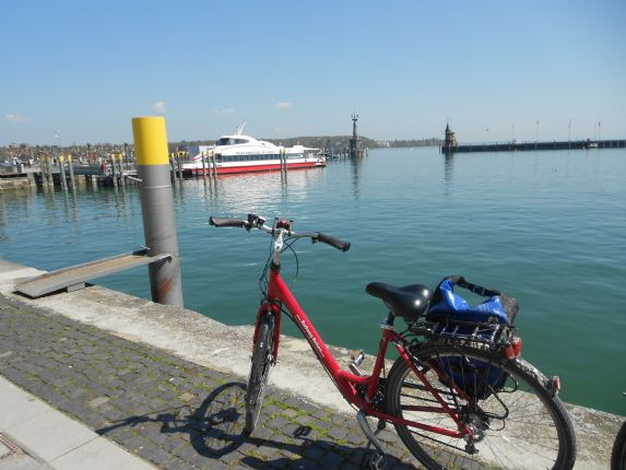 _Customer.82312.10234.jpg - Germany, Austria and Switzerland - Lake Constance - Self-Guided Leisure Cycling Holiday - Leisure Cycling