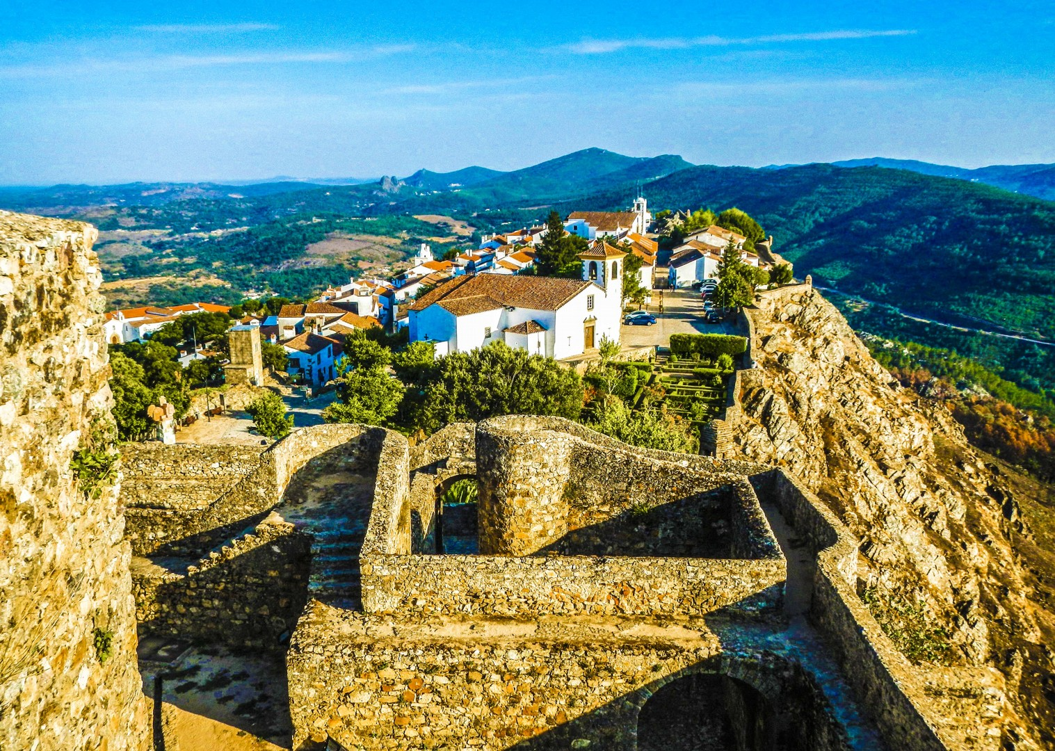 pousada-stay-in-mountain-top-villages-special-accommodation-portugal-cycling-tour.jpg - Portugal - Historic Villages - Self-Guided Leisure Cycling Holiday - Leisure Cycling