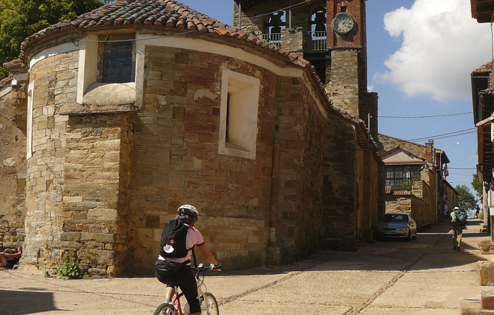 Skedaddle Spain Camino de Santiago Cycling Holiday 5.jpg - Portugal - Historic Villages - Self-Guided Leisure Cycling Holiday - Leisure Cycling