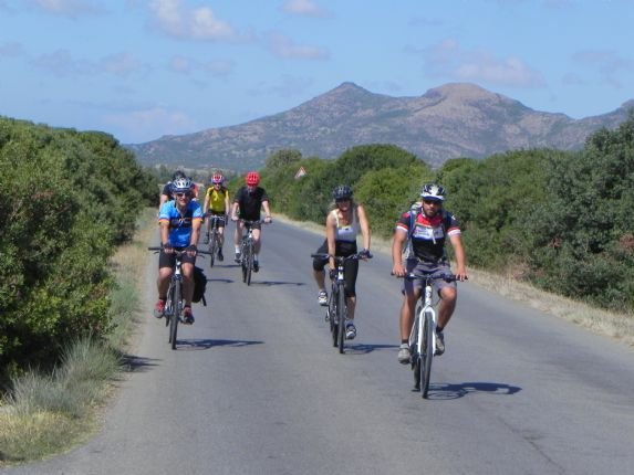 sardinialeisurecycling.jpg - Sardinia - Island Flavours - Guided Leisure Cycling Holiday - Leisure Cycling
