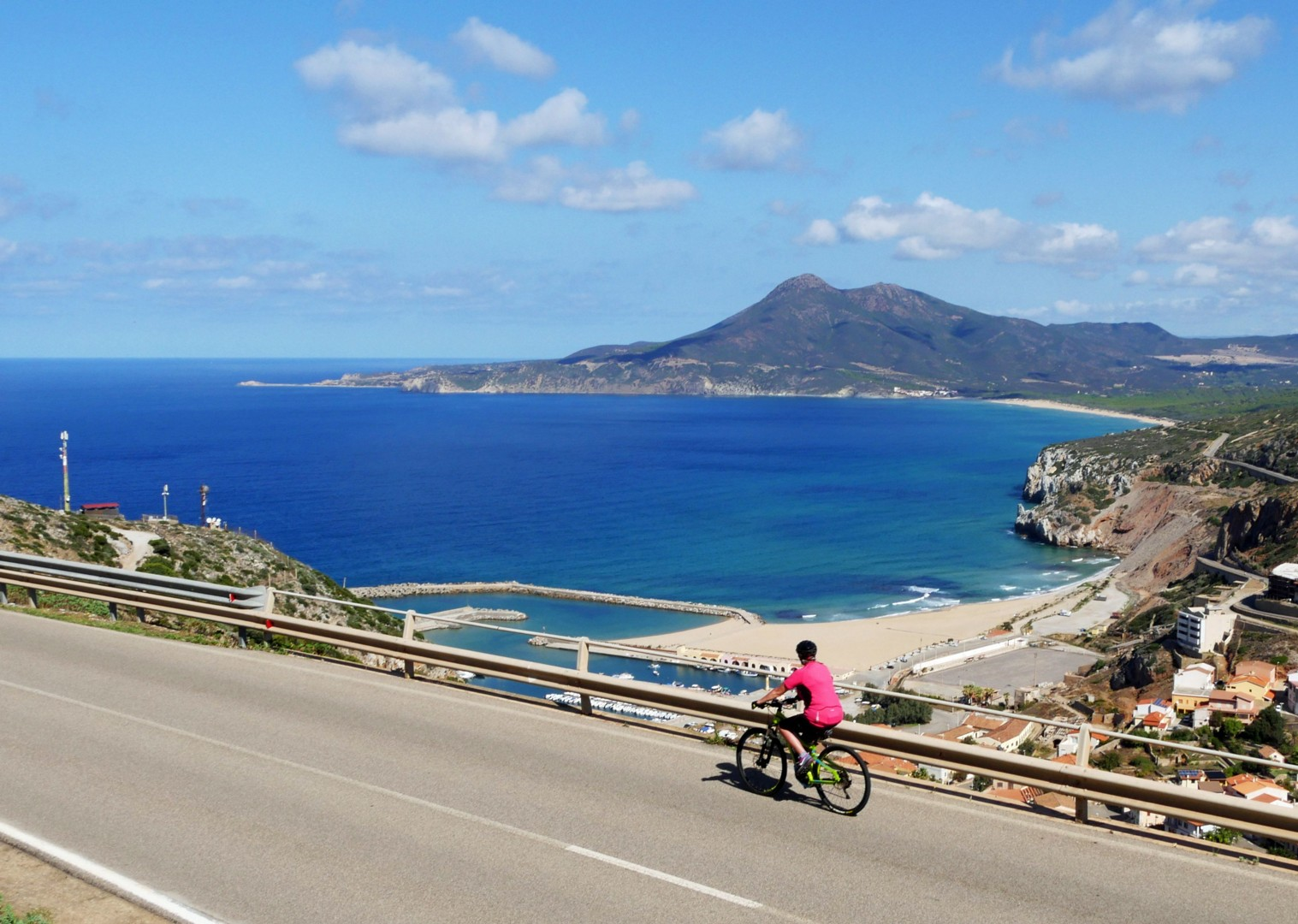 sardinia-island-cycling-holiday.jpg - Italy - Sardinia - Island Flavours - Guided Leisure Cycling Holiday - Leisure Cycling