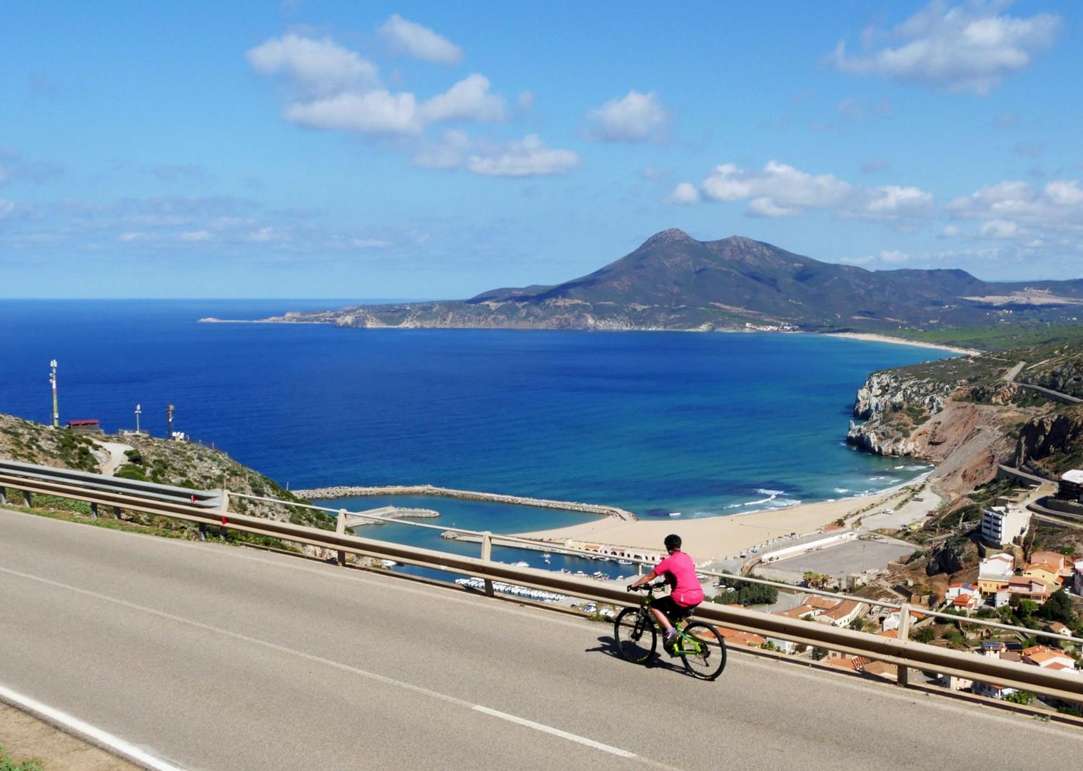 sardinia-island-cycling-holiday.jpg - Sardinia - Island Flavours - Guided Leisure Cycling Holiday - Leisure Cycling