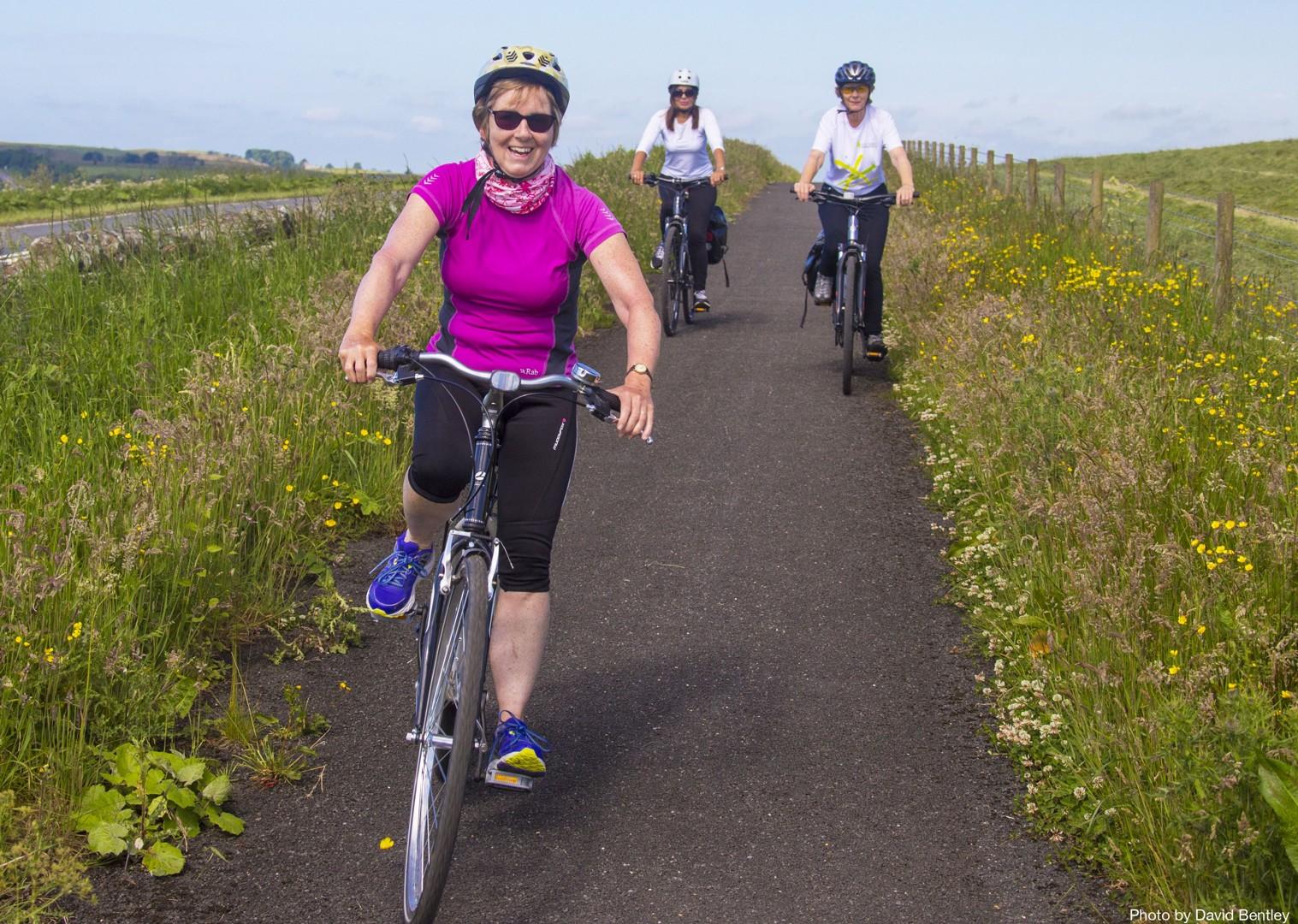Self-Guided-Leisure-Cycling-Holiday-Hadrians-Cycleway-UK-forts-of-Birdoswald-Vindolanda.jpg - UK - Hadrian's Cycleway - 4 Days Cycling - Self-Guided Leisure Cycling Holiday - Leisure Cycling