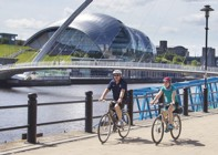 UK - Hadrian's Cycleway - 4 Days Cycling - Self-Guided Leisure Cycling Holiday Image