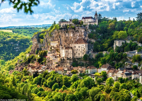 France - Dordogne - Caves and Castles - Self-Guided Leisure Cycling Holiday Image
