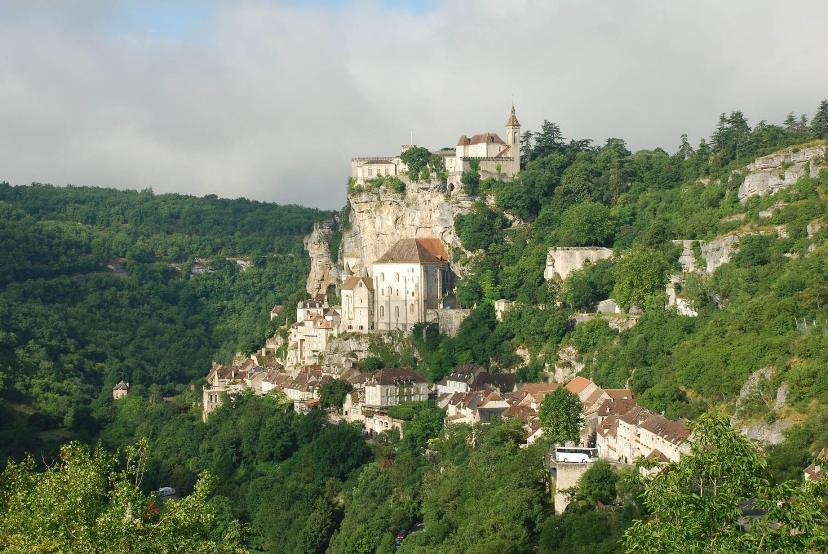 rocamadour2.jpg - France - Dordogne - Caves and Castles - Self-Guided Leisure Cycling Holiday - Leisure Cycling