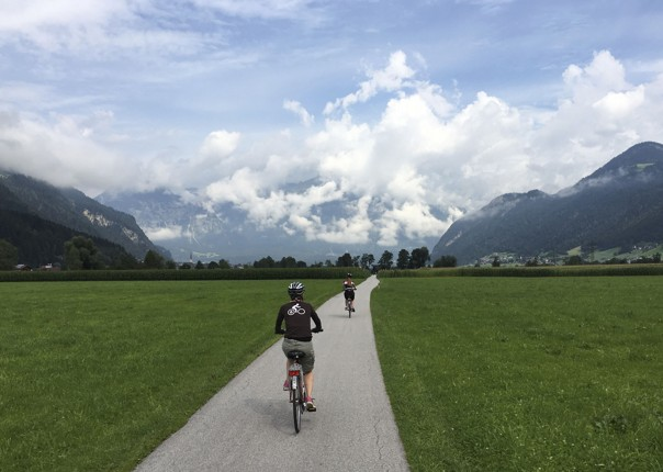 leisure-cycling-holiday-austria-tyrol-valley.jpg - Austria - Tyrolean Valleys - Self-Guided Leisure Cycling Holiday - Leisure Cycling