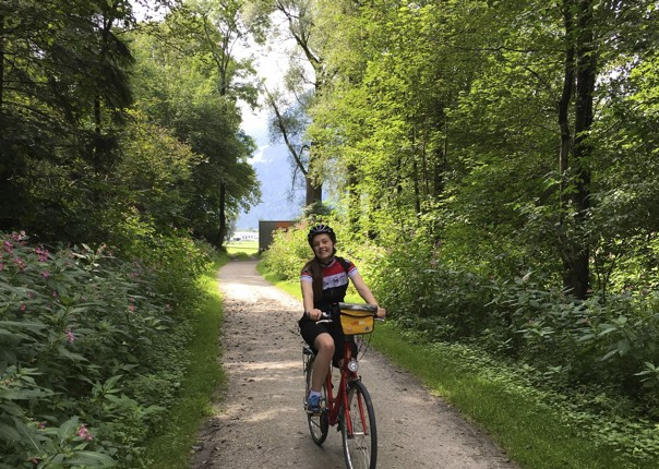 family-cycling-holiday-autria-tyrolean.jpg - Austria - Tyrolean Valleys - Self-Guided Leisure Cycling Holiday - Leisure Cycling