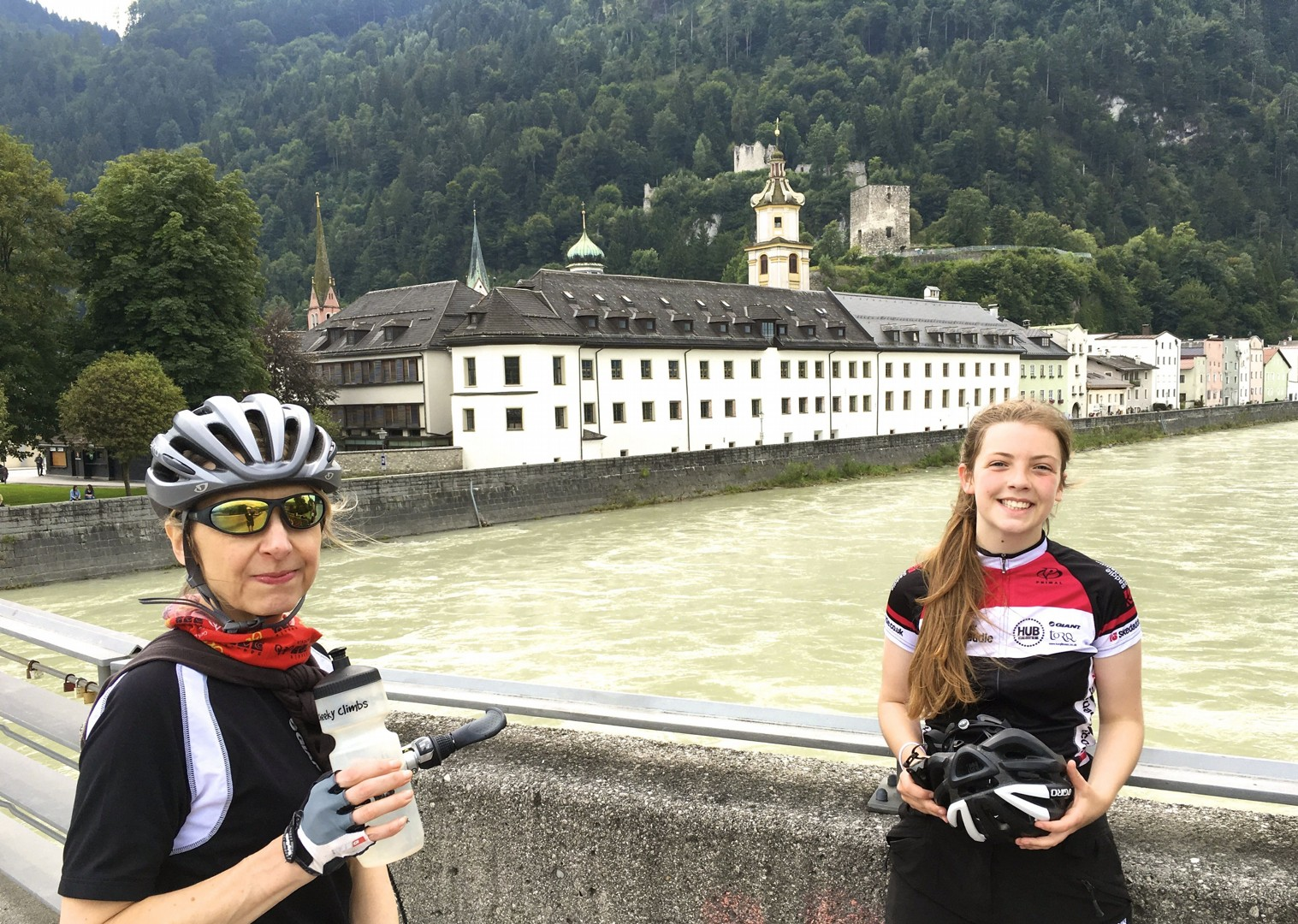 family-cycling-holiday-austria.jpg - Austria - Tyrolean Valleys - Self-Guided Leisure Cycling Holiday - Leisure Cycling