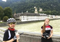Austria - Tyrolean Valleys - Self-Guided Leisure Cycling Holiday Image