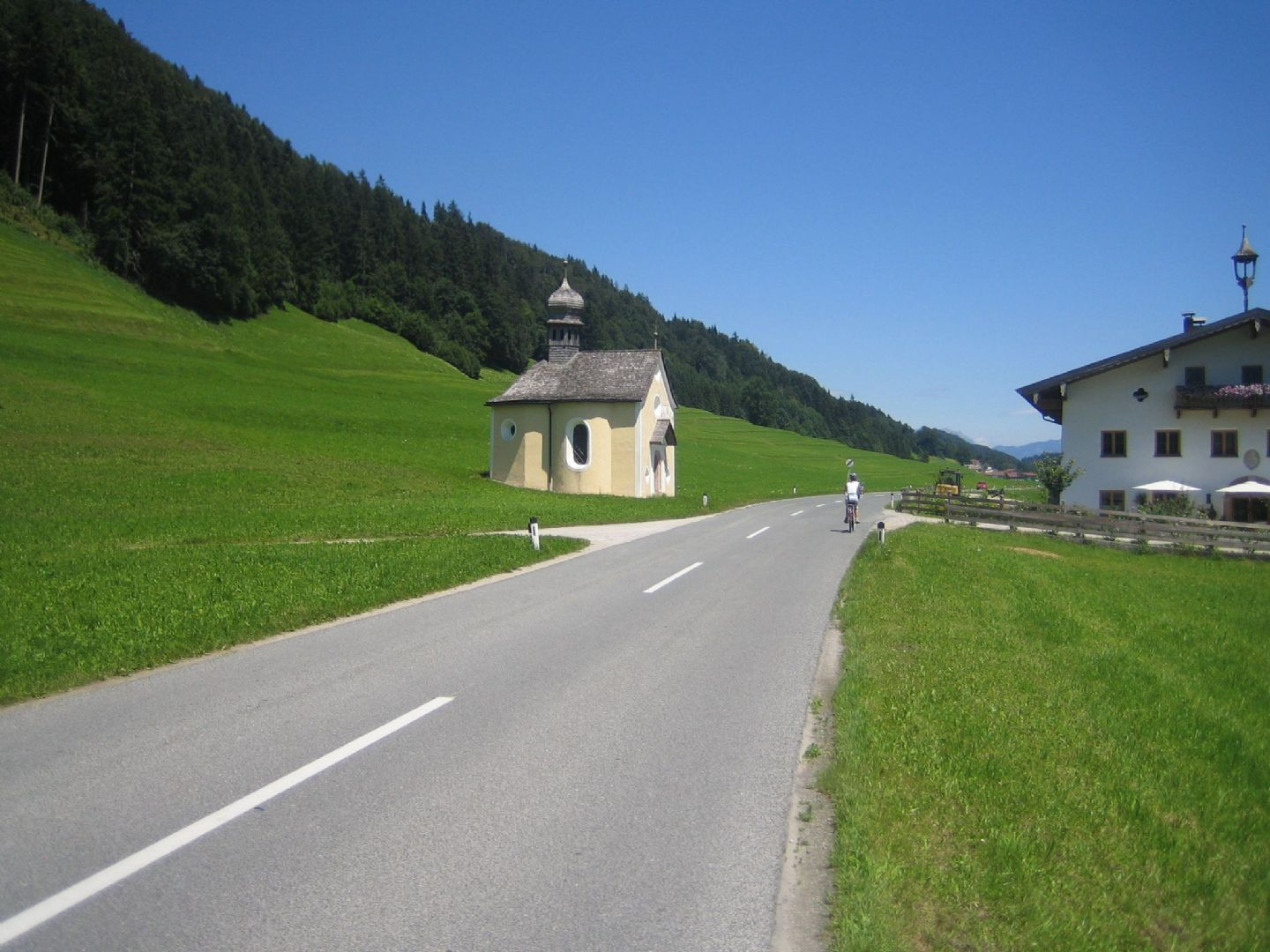 tyr 1.jpg - Austria - Tyrolean Valleys - Self-Guided Leisure Cycling Holiday - Leisure Cycling