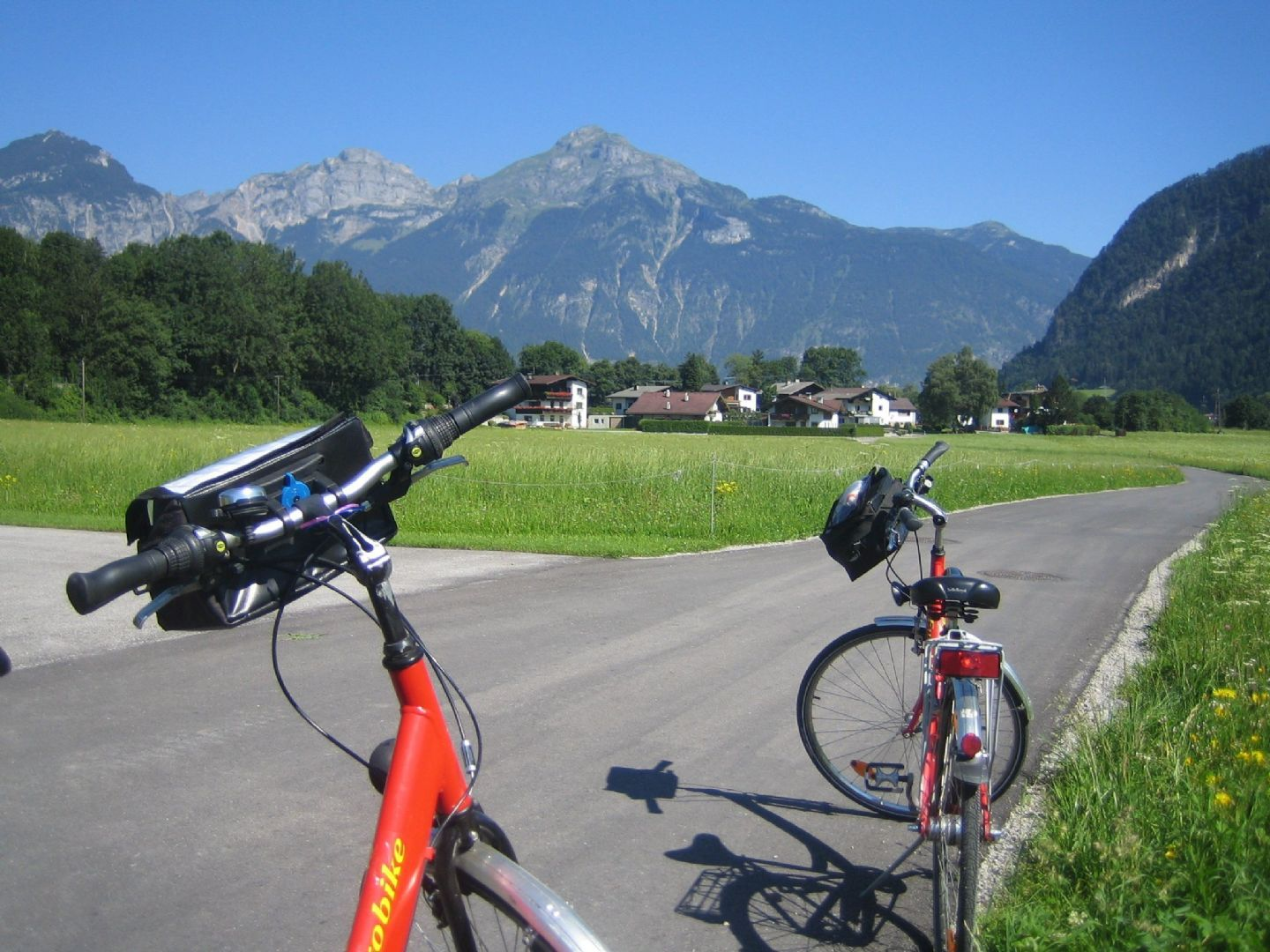 tyr 3.jpg - Austria - Tyrolean Valleys - Self-Guided Leisure Cycling Holiday - Leisure Cycling