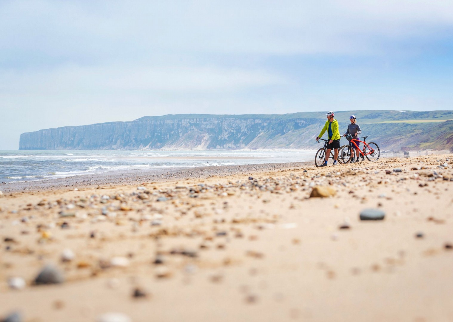 bridlington-yorkshire-cycling-tour-saddle-skedaddle.jpg - UK - Way of the Roses - Supported Leisure Cycling Holiday - Leisure Cycling