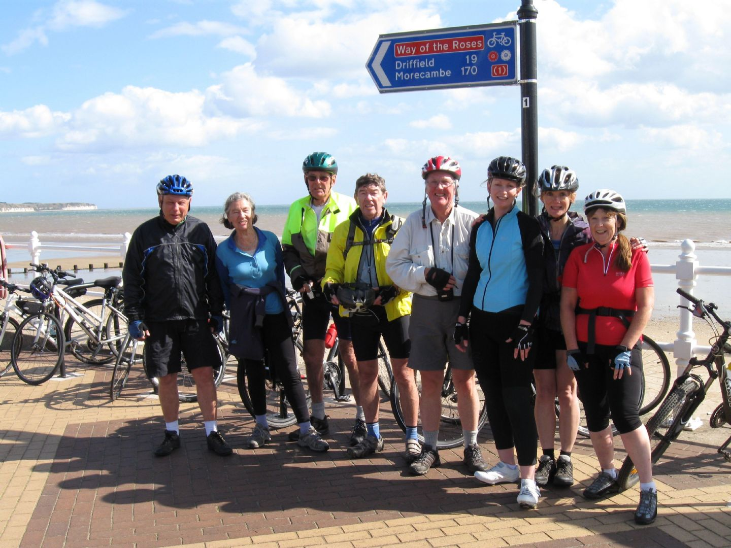 Way of the Roses Cycling 7.jpg - UK - Way of the Roses - Supported Leisure Cycling Holiday - Leisure Cycling