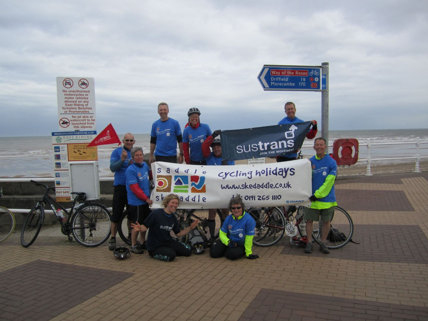 Way of the Roses Cycling 22.jpg - UK - Way of the Roses - Supported Leisure Cycling Holiday - Leisure Cycling