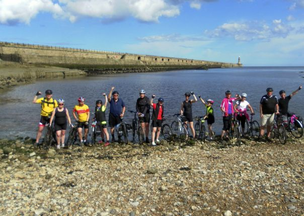 _Staff.223.7583.jpg - UK - C2C - Coast to Coast 4 Days Cycling - Penrith Arrival - Self-Guided Leisure Cycling Holiday - Leisure Cycling