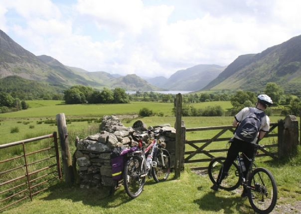 ken11.jpg - UK - C2C - Coast to Coast 4 Days Cycling - Penrith Arrival - Self-Guided Leisure Cycling Holiday - Leisure Cycling