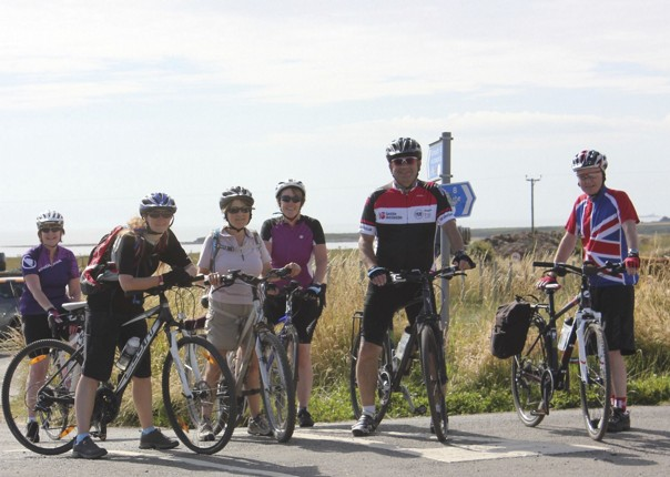 Coast&castles6.jpg - UK - Coast and Castles - Supported Leisure Cycling Holiday - Leisure Cycling