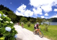 The Azores - Islands and Volcanoes - Guided Leisure Cycling Holiday Image