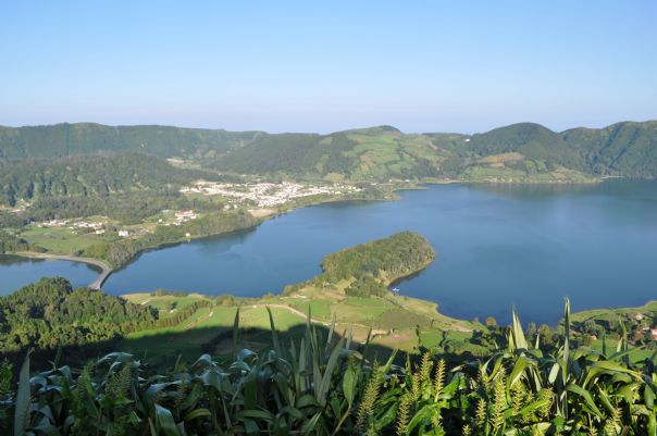 Azores Cycling Holiday 1.JPG - The Azores - Islands and Volcanoes - Guided Leisure Cycling Holiday - Leisure Cycling